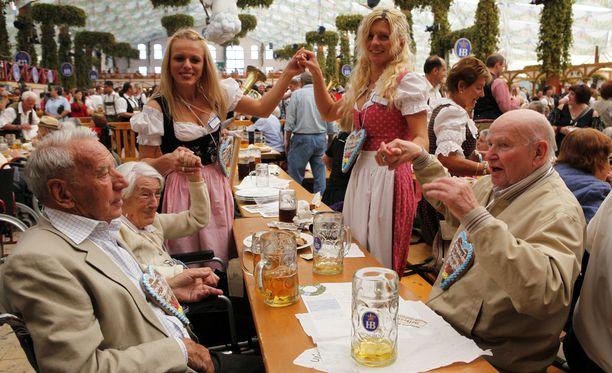 Oktoberfest keräsi viime vuonna 6,2 miljoonaa kävijää.