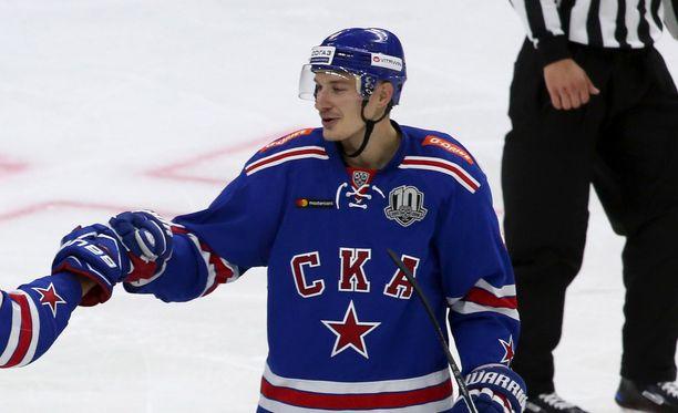 Jarno Koskirannan rankkari aiheutti ottelun tuomaristolle paljon päänvaivaa.