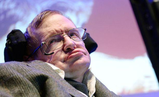 Fyysikko Stephen Hawking haudataan tänään Britanniassa.