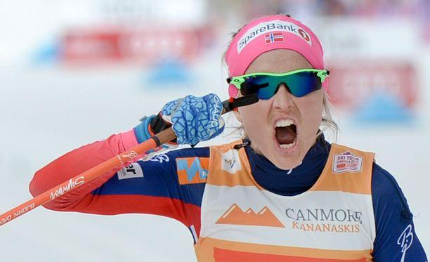 Therese Johaug kertoi dopingkärynsä syyksi huulirasvan.