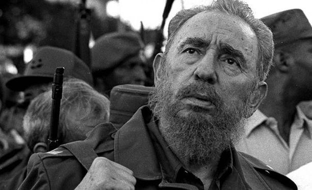 Fidel Castro jää historiaan ikonisena hahmona.