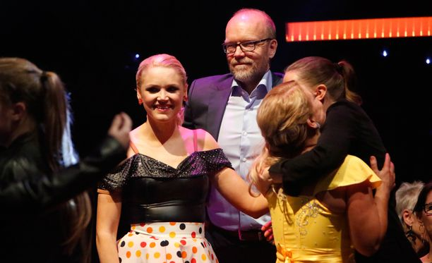 Anna-Maija Tuokko voitti kisan.