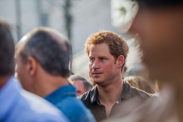 Prinssi Harry asuu nykyään Yhdysvalloissa.