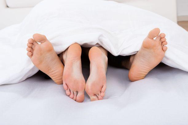Huokoistaminen voi olla vaikkapa seksiä.