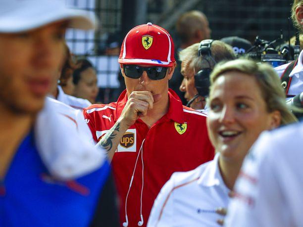 Kimi Räikkönen palaa ensi kaudeksi Sauberille, talliin, jossa hänen F1-uransa alkoi 17 vuotta sitten.