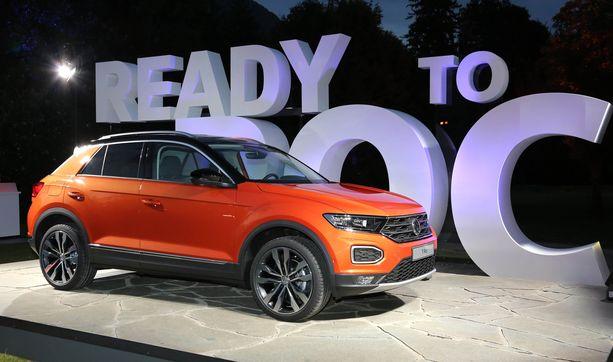 Uuteen Volkswageniin saa  lisätakuun, mutta vain, jos  vaihtaa Volkkarista Volkkariin.