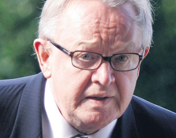 Martti Ahtisaari Crisis Management-toimisto kokosi jälleen Irakin poliitikkoja Suomeen.