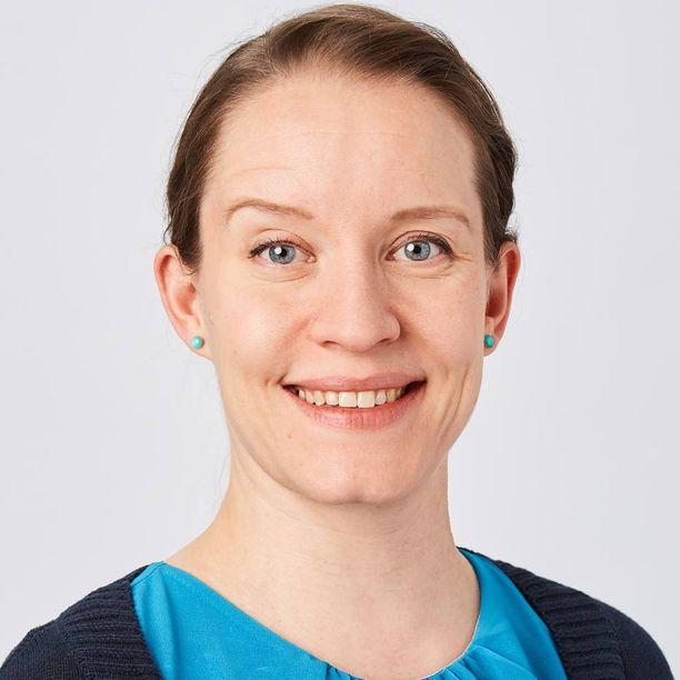 Vihreiden tuore kansanedustaja Mirka Soinikoski kerää eurovaaleissa ääniä Hautalalle ja Niinistölle.