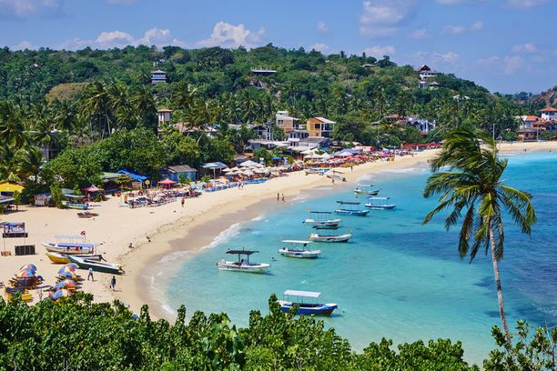 Sri Lanka on monipuolinen matkailumaa.