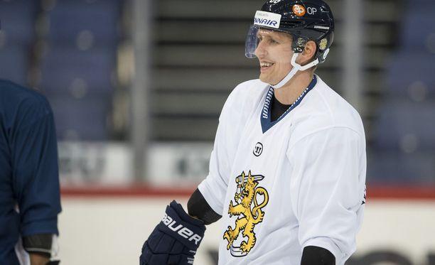 Veli-Matti Savinainen edusti Suomea olympialaisissa.
