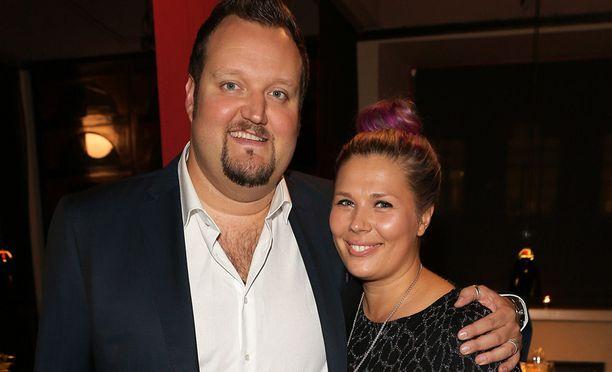 Ilona ja Sami Hedberg eroavat.