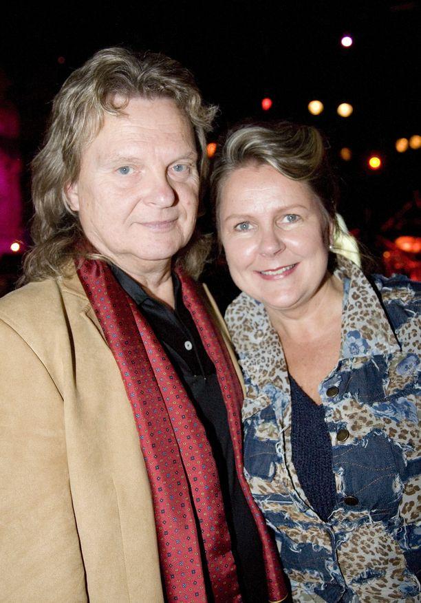 Pepe Willberg ja Pauniina Visuri ovat olleet naimisissa vuodesta 2005. Visuri tunnetaan myös Willbergin managerina.