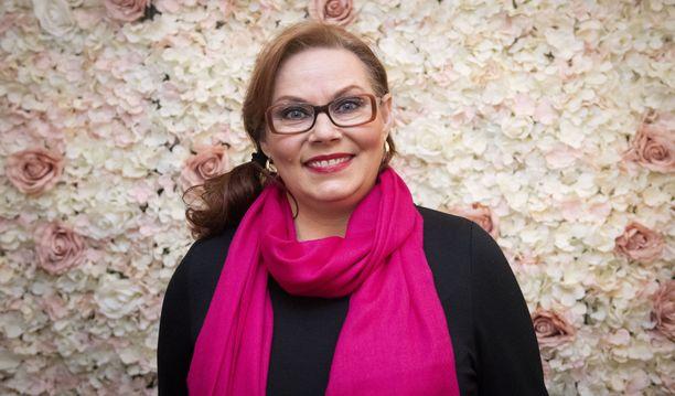 Nina Mikkonen on kiitollinen vuosista Timon rinnalla.