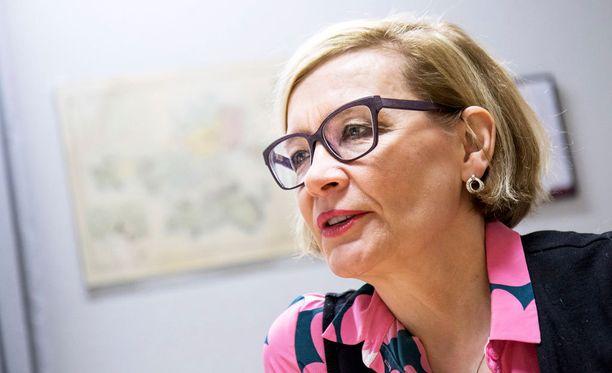 Sisäministeri Paula Risikko sanoo, että uhkaan on varauduttu.