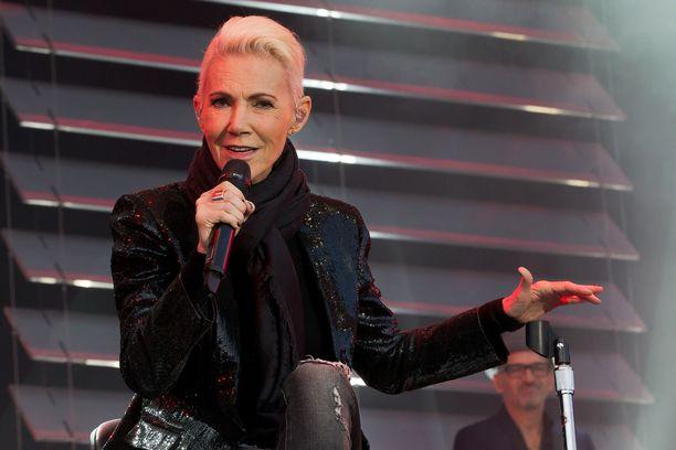Roxette-yhtyeen Marie Fredriksson on kuollut.
