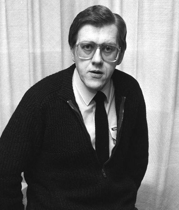 Leo Meller vuonna 1983.