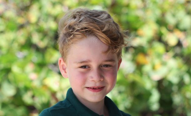 Prinssi George täytti maanantaina kuusi vuotta.