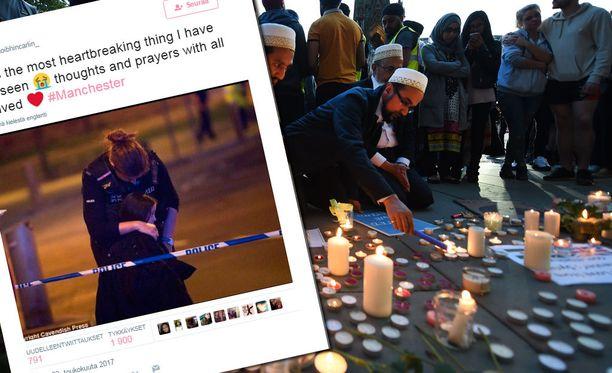 12-vuotiaan Millien kuvaa levitettiin sosiaalisessa mediassa heti hyökkäyksen jälkeen.