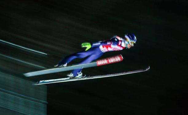 Lauri Asikainen oli jälleen paras suomalainen.