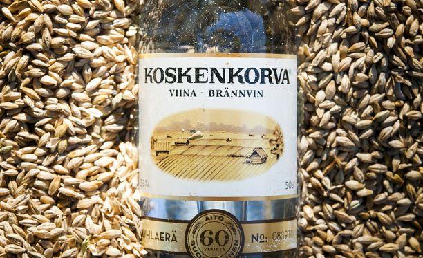 Altia tunnetaan muun muassa Koskenkorvasta.