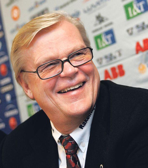 Alpo Suhonen aloitti pelaajauransa Porissa, ja nyt hän ryhtyy valmentamaan Ässiä.