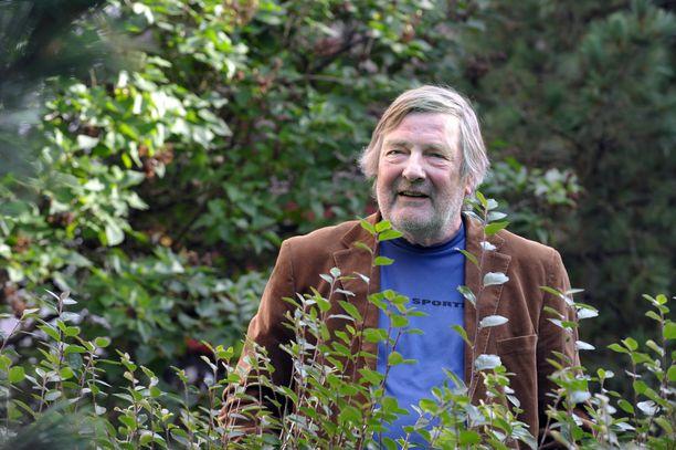 Runoissaa Claes Andersson otti kantaa yhteiskunnallisiin epäkohtiin.