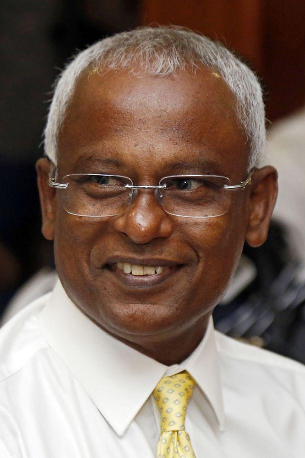 Ibrahim Mohamed Solih on Malediivien seuraava presidentti. Hänellä oli vaaleissa koko opposition tuki takanaan ja hän oli ainoa vastaehdokas istuvalle presidentille.
