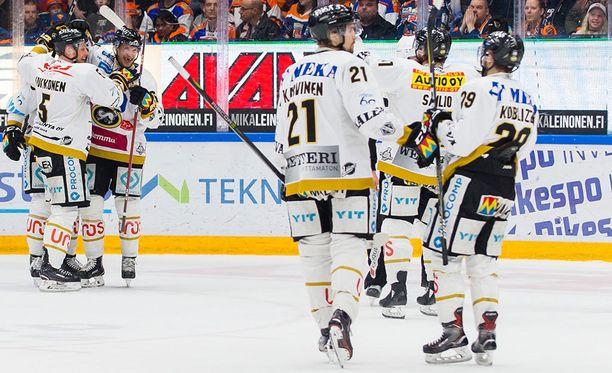 Oulun Kärpät on Suomen mestari 2018.