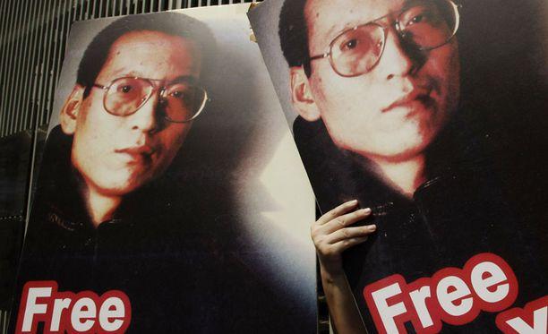 Liu Xiaobo on istunut vankilassa jo usean vuoden ajan.