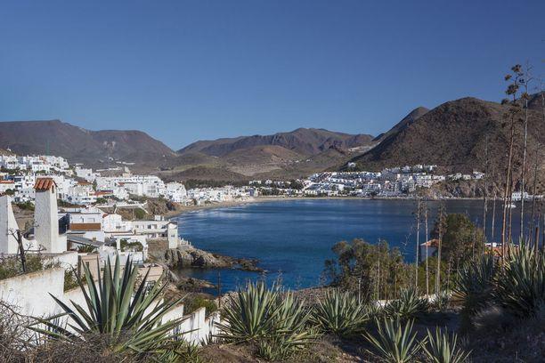 Almeria on kiinnostava kaupunkikohde Etelä-Espanjassa.