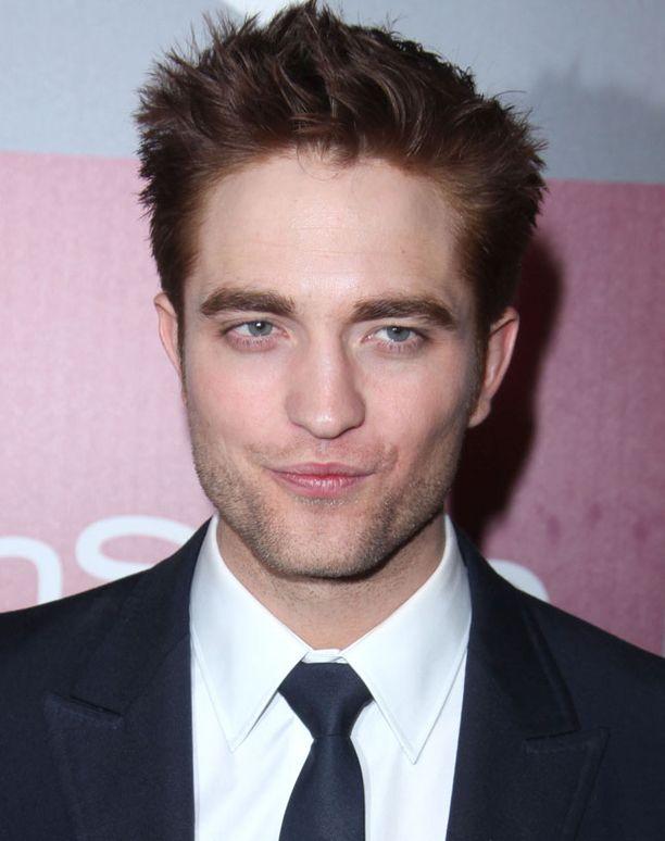 Robert Pattinson nousi suussuosioon Twilight-elokuvasaagan myötä.