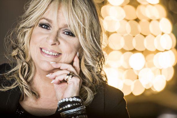 Marion Rung kuuluu Suomen tunnetuimpiin laulajiin.