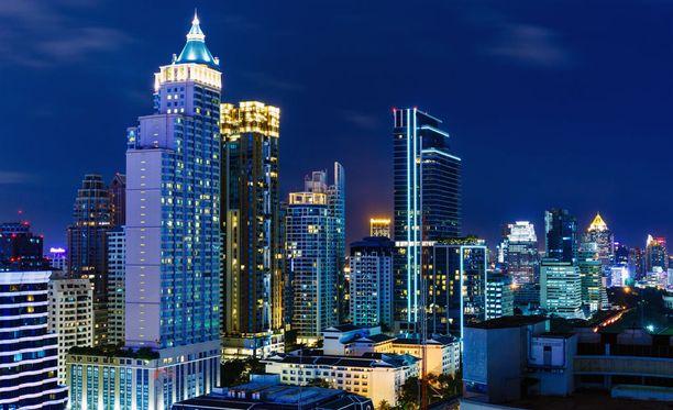 Öinen Bangkok.