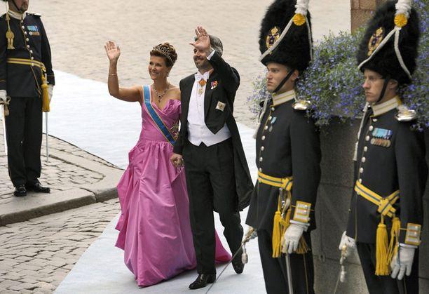 Prinsessa Martha-Louise.