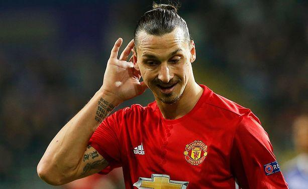 Zlatan Ibrahimovicin tulevaisuudesta kuullaan lisää lähiviikkoina.
