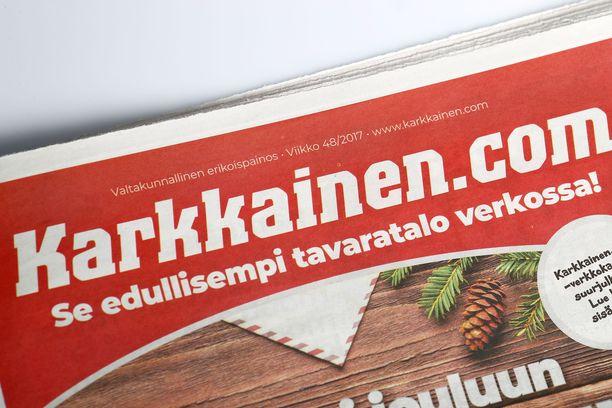 Kärkkäinen Oy:n asiakaslehti KauppaSuomi perustettiin rasistisista ja juutalaisvihamielisistä kirjoituksistaan tuomitun Magneettimedian jatkajaksi. Kustantaja Juha Kärkkäinen tuomittiin vuonna 2014 90 päiväsakkoon kiihottamisesta kansanryhmää vastaan. Lisäksi tavarataloyhtiö J. Kärkkäinen Oy tuomittiin 45 000 euron yhteisösakkoon. Arkistokuva vuodelta 2017.