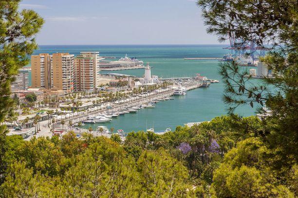 Málaga on Aurinkorannikon suurin kaupunki.