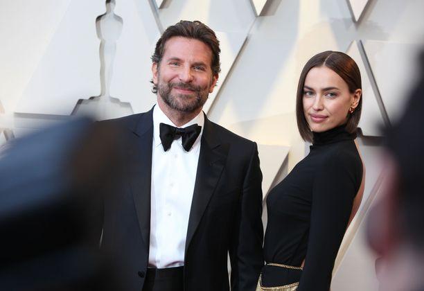 Bradley Cooper ja Irina Shayk ovat eronneet neljän vuoden seurustelun jälkeen.