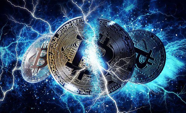 Bitcoinien louhimiseen kuluu valtavat määrät energiaa.