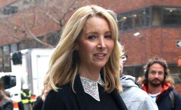 Lisa Kudrow näytteli Frendit-sarjassa Phoebe Buffayta vuosina 1994-2004.