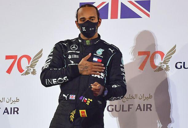 Lewis Hamilton on toipunut koronavirustartunnasta.