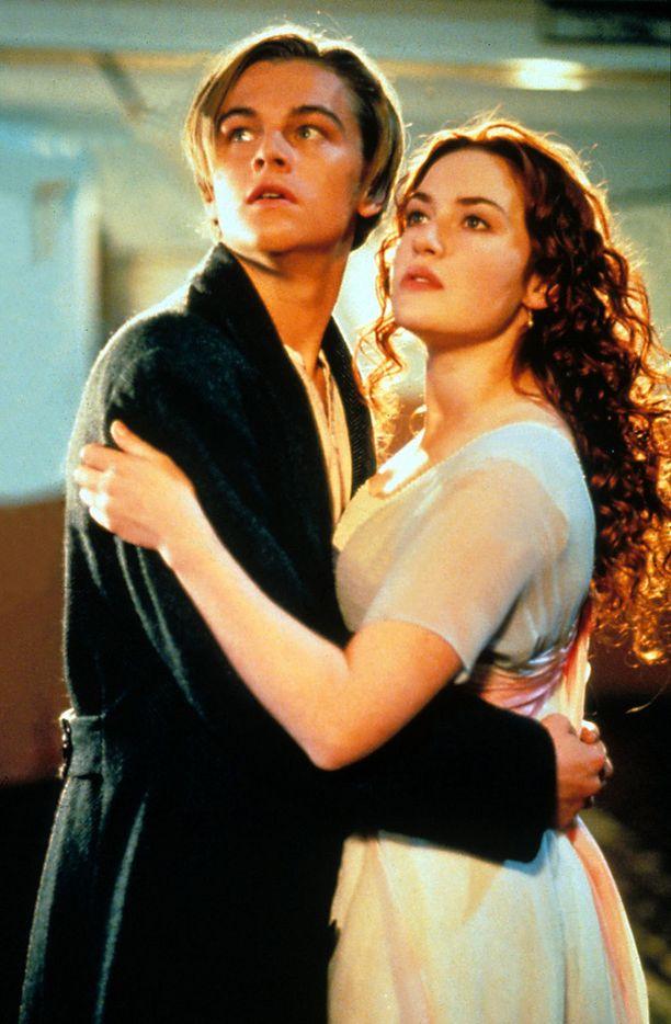 Jack ja Rose ovat yksi elokuvahistorian ikonisimpimmista pareista.
