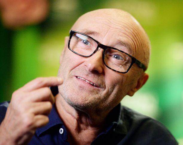 Phil Collins on yksi maailman kaikkien aikojen myydyimpiä muusikoita.