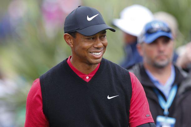 Tiger Woods suhtautui synkkään tapahtumaan huumorilla.