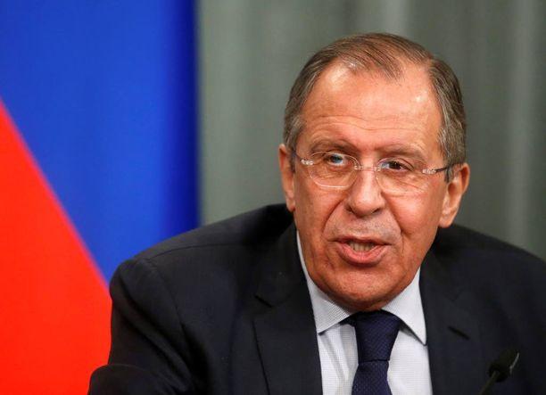 """Ulkoministeri Lavrov sanoi torstaina Dagens Nyheterille Venäjän ryhtyvän """"tarvittaviin toimiin"""", mikäli Ruotsi liittyisi Natoon."""