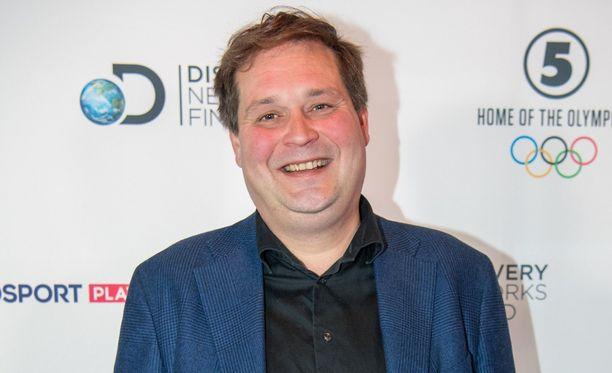 Jethro Rostedt on laihtunut puolentoista vuoden aikana 20 kiloa.