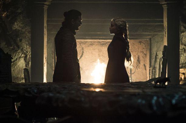 Jonin biologiseksi isäksi on paljastunut Daenerysin eli Danyn veli.