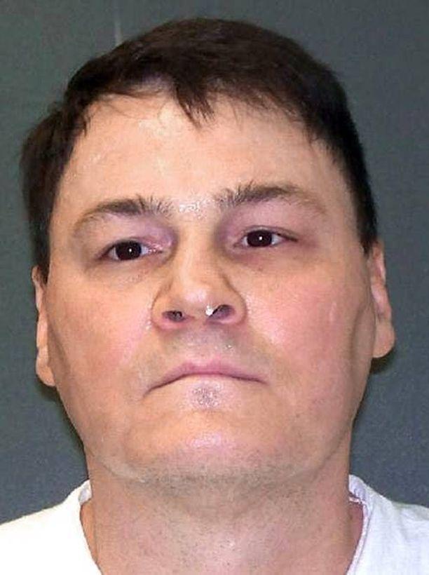 Richard Masterson teloitettiin myrkkyruiskeella keskiviikkoiltana.