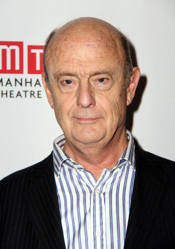 Frank-setää näytellyt Gerry Bamman vuonna 2012.
