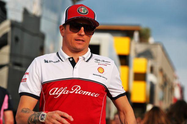 Kimi Räikkönen ei välttämättä aja viikonloppuna, uutisoi Autosport.
